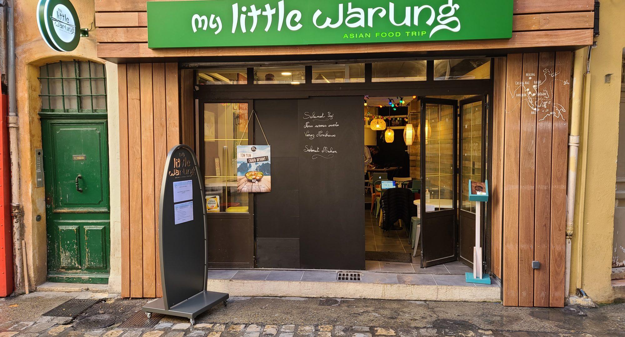 My Little Warung Aix-en-Provence