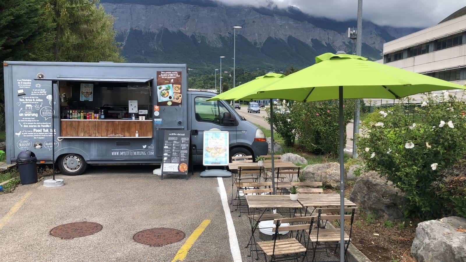 My Little Warung Grenoble Foodtruck Montbonnot