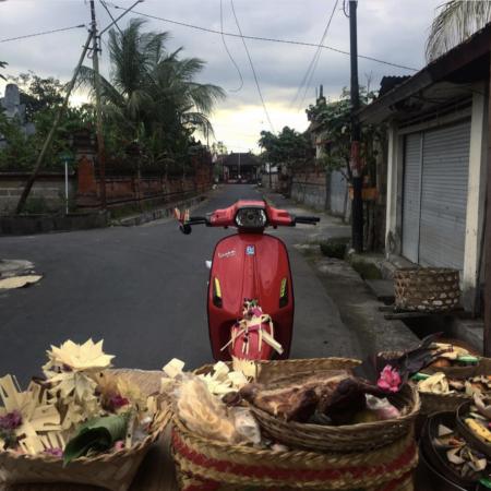 24H à Bali, Tumpek Landep – Fête du métal
