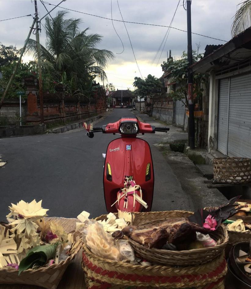 Tumpek Landep Bali