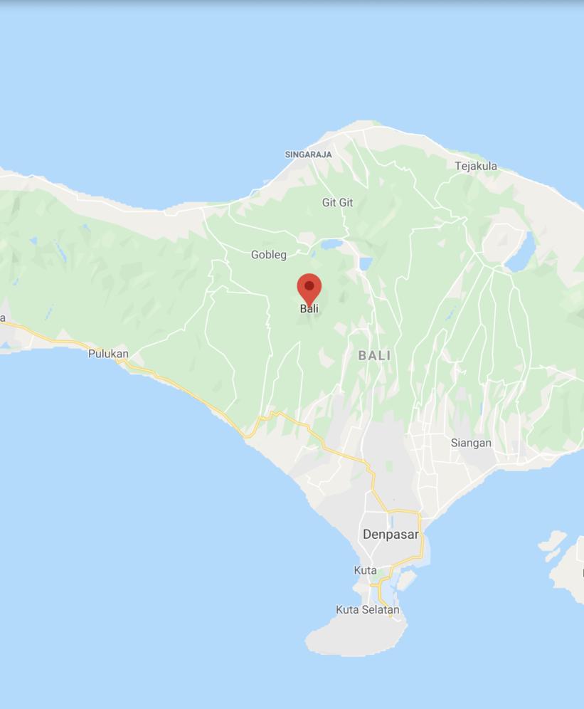 Carte-Bali