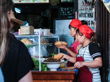 Que manger au Vietnam : Hanoï et street food
